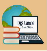 Distance Learning Laptop Pic